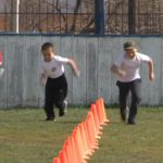 Спортивная акция среди первоклассников