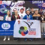 Успехи белорецких каратистов