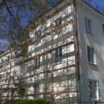 В Белорецке продолжается капитальный ремонт многоквартирных домов