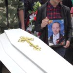 Похороны Яны Перчаткиной