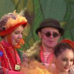 Праздник детства в городском Дворце культуры
