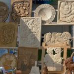 Выставка в День города на площади Металлургов