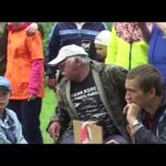 Чемпионат РБ по туризму среди инвалидов по зрению