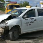 ДТП на перекрестке улиц Кирова – Артамонова