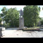 Началась реконструкция сквера имени Ленина