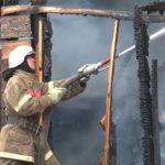 Пожар на улице Некрасова
