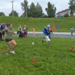 День физкультурника на стадионе «Металлург»