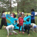 Детский праздник от «Стальных когтей»