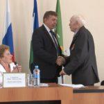 Пленум Совета ветеранов Белорецкого района