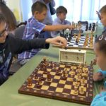 Шахматный турнир в «Гамбите»