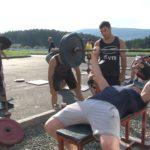 Тренировочные сборы «греко-римлян» в Белорецке