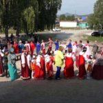 """Народный праздник """"Спас-Лакомка"""" в Ломовке"""