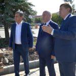 Визит Председателя Государственного Собрания – Курултая РБ Константина Толкачева
