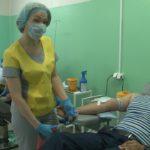 Акция военных разведчиков «Сдай кровь — спаси жизнь»