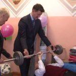 Подарок коррекционной школе от фонда Римы Баталовой