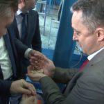 В селе Тирлянском запустили новое производство пеллет