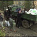 Экологическая акция на горе Караташ