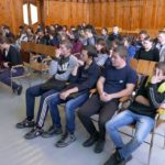 День памяти жертв ДТП в Белорецком строительном колледже