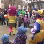 В Белорецке состоялось торжественное открытие городского парка