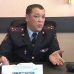 Рабочая поездка главного госинспектора БДД РБ Д. Гильмутдинова