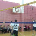 Соревнования по волейболу на БМК