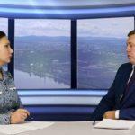 В.Миронов — В Белорецке реализован самый крупный проект поквартирной системы отопления в РБ