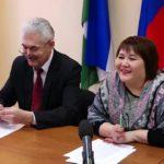 Первое заседание общественной палаты Белорецкого района