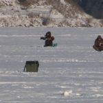 Турнир по зимней ловле на мормышку