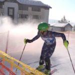 Белорецкие горнолыжники вновь показали хорошие результаты