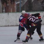 Хоккей с шайбой в Инзере