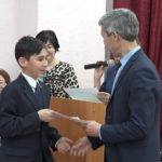 Награждение победителей научно-практической конференции «Хамматовские чтения»