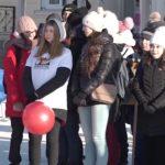 Открытие Года волонтера на площади Металлургов