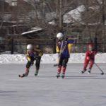 Первенство РБ по хоккею с мячом