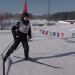 Соревнования по лыжным гонкам памяти Героя Советского Союза А. Серебренникова