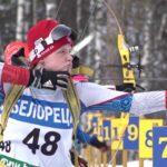 Успех белорецких ачери-биатлонистов