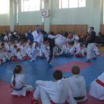 В Белорецке прошел учебно-тренировочный семинар по каратэ