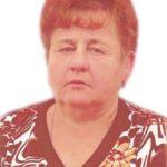 Ушла из жизни  ПЬЯНКОВА Галина Павловна