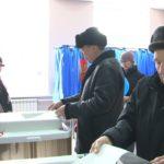 Глава Администрации района В. Миронов на выборах Президента Российской Федерации