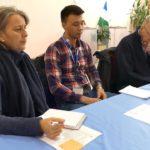 Представители ОБСЕ ознакомились с ходом подготовки к президентским выборам в Белорецке