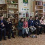 Слет юных экологов и лесоводов