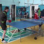 Соревновались учителя физкультуры