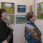 Выставка Натальи Калмыковой