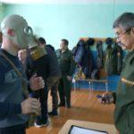 Зональная спартакиада по военно-прикладным видам спорта среди призывников
