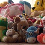 Игрушки, собранные во время акции скорби, передали в детский приют