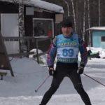 """На """"Курташе"""" состоялся лыжный марафон"""