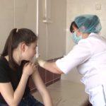 Началась неделя иммунизации