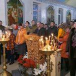 Пасхальное богослужение в Свято-Троицком храме