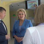 Белорецк с рабочим визитом посетила Лилия Гумерова