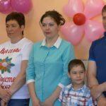 Конкурс «Семья года» в Ломовском детском саду