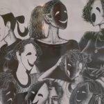 Мир театра глазами юных художников